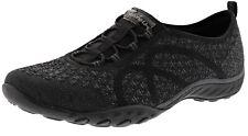 Skechers de Mujer Relaxed Fit: Respirar Fácil-Fortuna-Knit Sin Cordones Para Caminar Zapato