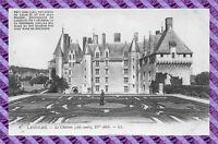 CPA 37 - LANGEAIS - le chateau