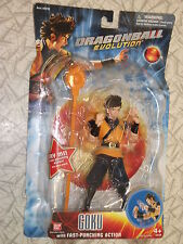 Dragonball Evolution Goku figurine with Fast-Punching Action 2009 Factory Sealed
