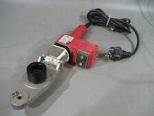 Rothenberger Muffenschweißgerät 650 W + 25 mm PVC Kunsstoffrohr Schweißtopf