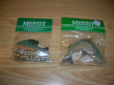 Midwest Importers Gone Fishin' Welcome to the Lake Trout Blue Gill Ornament