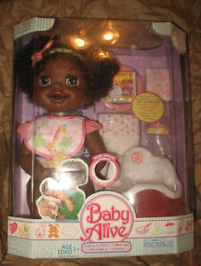 Baby Alive Learns to Potty - New, Sealed Box