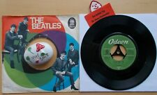 THE BEATLES Love Me Do★Please Please Me★Odeon O 22 396