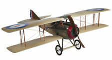 "WWI Spad S XIII Biplane Airplane Built Wooden Model 24"" New AP413"