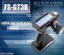 FLYSKY FS-GT3B 3ch 2.4GHz Transmitter& FS-GR3E Receiver for RC Car Vehicle Radio