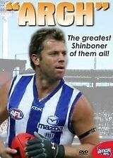 AFL - Arch - The Greatest Shinboner Of The All (DVD, 2007)