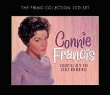 Essential Hits & Early Recordings by Connie Francis (CD, Jul-2010, 2 Discs, Proper Records)