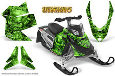 SKI-DOO REV XP SNOWMOBILE SLED GRAPHICS KIT WRAP CREATORX DECALS INFERNO G