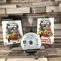 Grand Theft Auto III Game for Sony PlayStation 2 PS2 PAL Tested And Working VGC