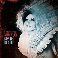 MIGNON - KISS OF DEATH  CD ROCK ALTERNATIVE NEU