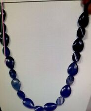 Jay King Lapis 'Petal Wave' 32 1/4in. Necklace NWT RET $330