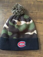 NHL Beanie Montreal Canadiens Brand New Never Worn-Free S/H (D)