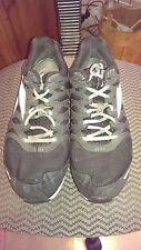 Reebok ZigTech ZIG 3.0 Running Shoes Size 8 Men Black and Gray