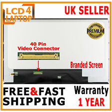 """Replacement Hp Compaq 584037-001 Laptop Screen 15.6"""" Led Lcd Hd Display"""