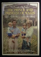 In Private - In Public: The Prince and Princess of Wales by Alastair Burnet 1986