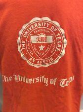 VTG University Of Texas Austin College T-shirt 1980s Longhorns Small Med
