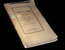 [ENTOMOLOGIE TEXTILE MURIER] GAGNAT - Les Vers à soie. 1867.