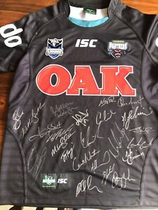 NRL Penrith Panthers 2020 Signed Jersey