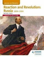 Access to History: Reaction and Revolution: Russia 1894-1924 Fo... 9781471838569