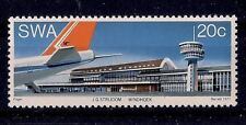 SWA - SOUTH WEST AFRICA 1977 Opening of New Airport Windhoek SG 305 MNH AVIATION