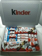 KINDER CHOCOLATE SWEET GIFT MEDIUM SELECTION BOX XMAS PRESENT SECRET SANTA