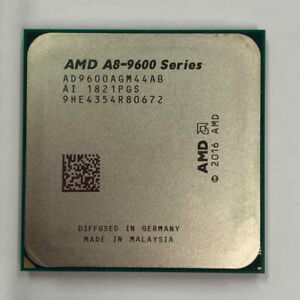 AMD A8 9600 3.1GHz Quad Core Socket AM4 CPU AD9600AGM44A with Radeon R7 Graphics