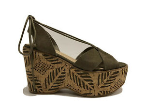 Sbicca Women's Staycation Wedge Sandal, Size 7M.