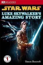 Star Wars Luke Skywalker's Amazing Story (DK Readers Level 1), 1405338601, New B