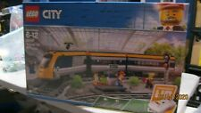 Lego City Passenger Train 60197 Brand New *Factory Sealed*