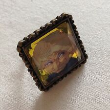 Spirited Away - Yubaba Special Ring  - Genuine Studio Ghibli M46