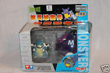 New In Box Blastoise Auldey Pokemon Pokeball Pocket Monster Tomy