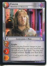 Lord Of The Rings CCG Foil Card SoG 8.C34 Faramir, Defender Of Osgiliath