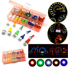 70Pcs/set Car T5+T10 LED Instrument Panel Cluster Plug Dash Light Bulb Indicator