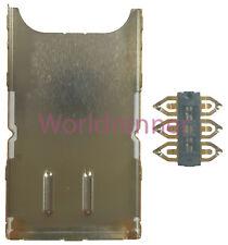 SIM Lector Tarjeta Conector Card Reader Connector Motorola Moto X Style
