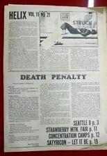 HELIX NEWSPAPER VOL.11  #21