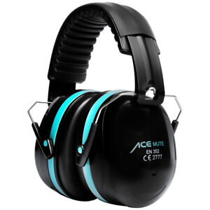 ACE Mute Kapselgehörschutz Gehörschutz SNR 32 dB Passiver Kapselgehörschützer