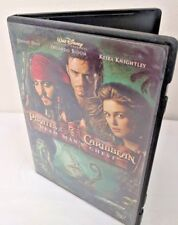 Pirates of the Caribbean: Dead Man's Chest (DVD, 2006)