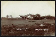 More details for c.1905 woking golf club clubhouse & links surrey postcard h451