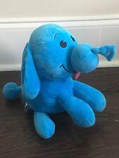 Kids Preferred Blue Elephant Balloon Animal Plush Stuffed Animal 2014