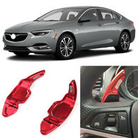 2pcs Alloy Steering Wheel DSG Paddle Shifters Extension For Buick Regal GS 11-18