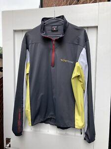 Galvin Green 1/4 Zip Golf Soft Shell Pullover/ Wind-stopper Medium Men's