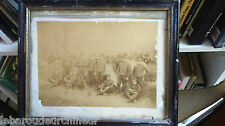 ancienne photographie de guerre 1914-1918. Old war photography 1914-1918
