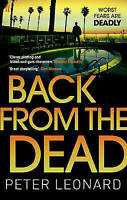 (Good)-Back from the Dead (Paperback)-Leonard, Peter-0571271529