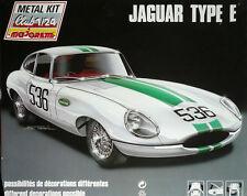 JAGUAR TYPE E MAJORETTE SCALE 1/24 KIT METAL MODEL CAR