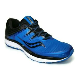 Saucony Mens Guide ISO 2 Running Shoes Sneakers Blue/Black Size 10M S20415-2