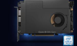 Intel BKNUC9I9QNB NUC9I9QNB Extreme Compute Element Core i9-9980HK Processor NEW