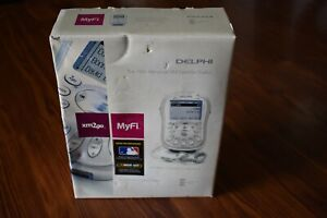 Delphi MyFi XM2go Portable Satellite Sirius Radio w/ Accessories BRAND NEW