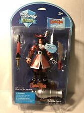 Disney Heroes Captain Hook Figure Disney Store Exclusive