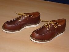 Red wing boots shoes 8109 Heritage Mahogany Gr: UK respectivement 8 et (42)