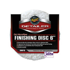 "Meguiar's DA Microfibre Finishing Disc 6"" - Pack of Two - The Perfect Finish"